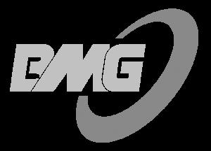 logo BMG bw